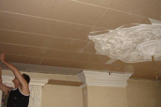 Nieuw plafond A-Z 03a