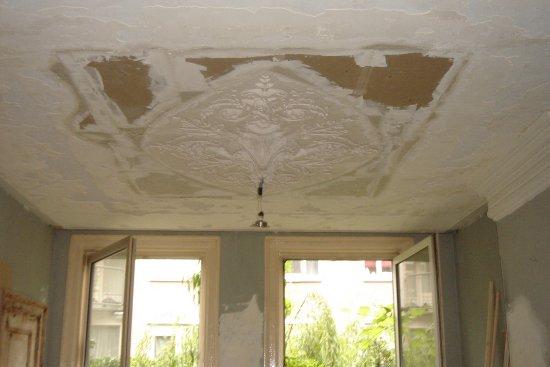 Nieuw plafond A-Z 03c