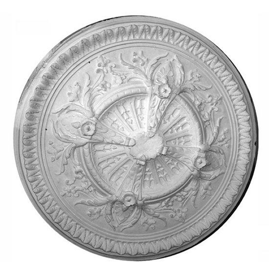 Ornament 31: Hollandse lodewijk 16e. 1860. Opzetrozet rond