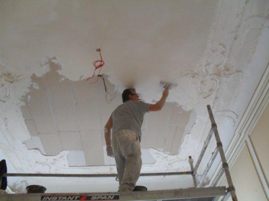 Nieuw Plafond A-Z 17