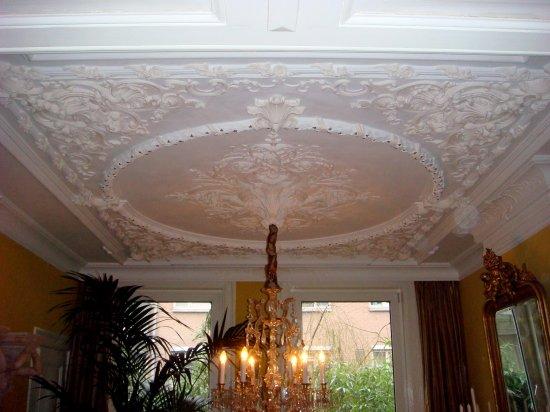 Voorbeeld plafond